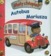 Autobus Mariusza Mały chłopiec