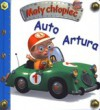 Auto Artura Mały chłopiec