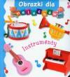 Instrumenty. Obrazki dla maluchów