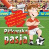 Książeczka gąbeczka - Piłkarska pasja
