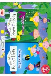 Małe Królestwo Bena i Holly Gry i zabawy Farma elfów + ramka foto