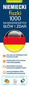 Niemiecki fiszki 1000 najważniejszych słów i zdań + CD-ROM