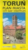 Toruń Plan Miasta