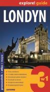 Londyn 3w1 Przewodnik+atlas+mapa