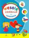 ABC przedszkolaka Wesołe zadania do rysowania