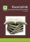 EBOOK Kwartalnik Państwowej Wyższej Szkoły Zawodowej w Suwałkach nr  1-2