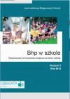 EBOOK BHP w szkole. Bezpiecznie od momentu wejscia na teren szkoły
