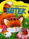 Ciekawski Kotek Wykrojnik