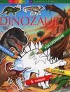 Dinozaury Naklejkowe łamigłówki
