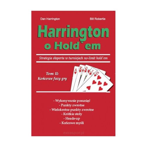 Harrington poker ksiazka