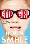 Geek girl Modelka z przypadku
