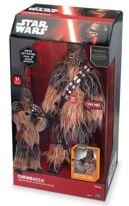 Chewbacca figurka interaktywna