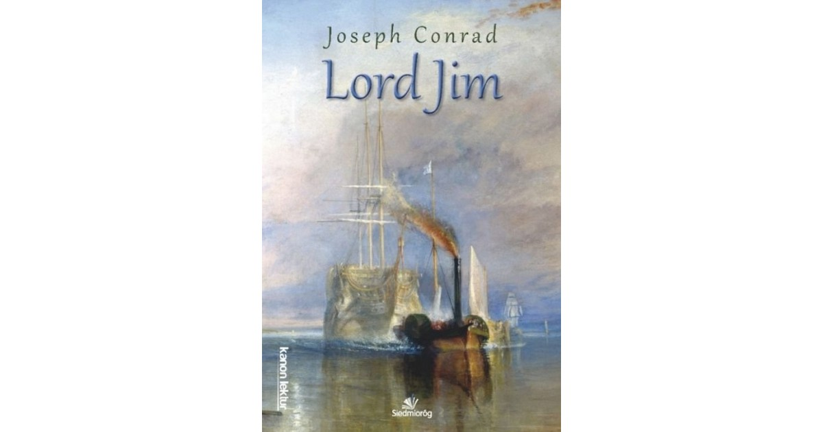 a review of joseph conrads book lord jim Joseph conrad's classic novel lord jim was published as a serial in blackwood's magazine in 1899-1900 conrad was apparently inspired by a real life incident that happened on a malaysian ship a few years earlier.