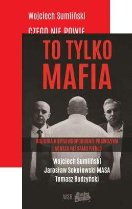 [Zestaw] Czego nie powie Masa o polskiej mafii + To tylko MAFIA