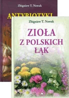 [Zestaw] Antybiotyki z apteki Pana Boga + Zioła z polskich łąk