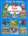 Życie w mieście Obrazki dla maluchów