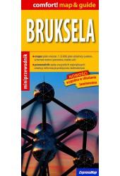 Bruksela map & guide