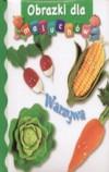 Warzywa. Obrazki dla maluchów