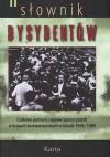 Słownik Dysydentów tom 2