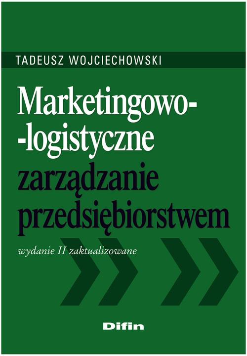 Marketingowo logistyczne zarządzanie przedsiębiorstwem