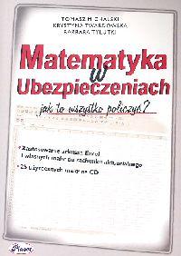 Matematyka w ubezpieczeniach z płytą CD