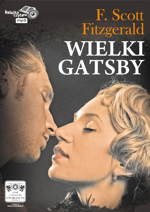 AUDIOBOOK Wielki Gatsby