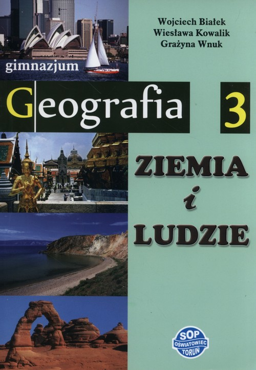 Ziemia i ludzie Geografia 3 Podręcznik