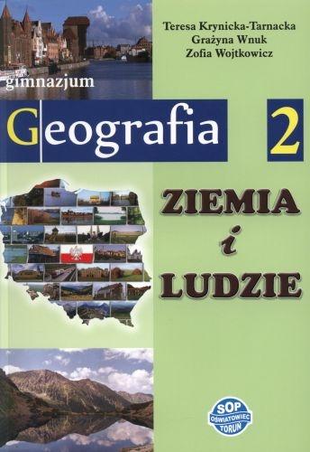 GeografiaPodręcznik Ziemia i ludzie