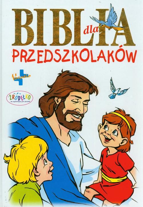 Biblia dla przedszkolaków