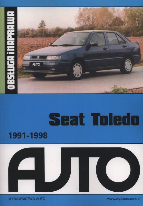 Seat Toledo Obsługa i naprawa - Praca zbiorowa
