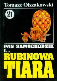 Pan Samochodzik i Rubinowa Tiara 21
