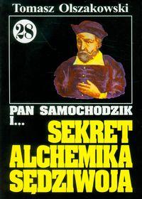 Pan Samochodzik i Sekret alchemika Sędziwoja 28