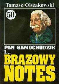 Pan Samochodzik i Brązowy notes 50