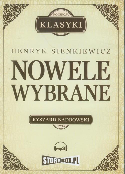 AUDIOBOOK Nowele Wybrane - Sienkiewicz Henryk