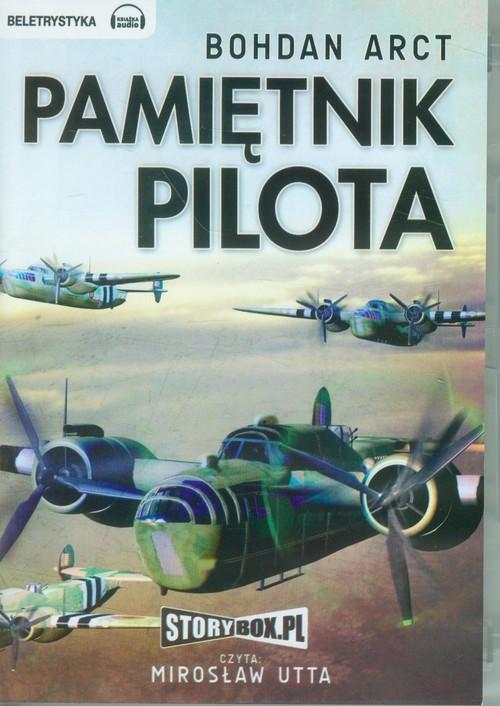 AUDIOBOOK Pamiętnik Pilota - Arct Bohdan