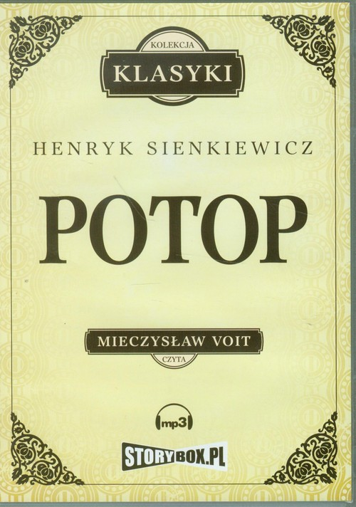 AUDIOBOOK Potop - Sienkiewicz Henryk
