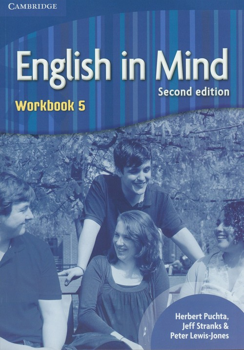 English in Mind 5 Workbook - Puchta Herbert, Stranks Jeff, Lewis-Jones Peter