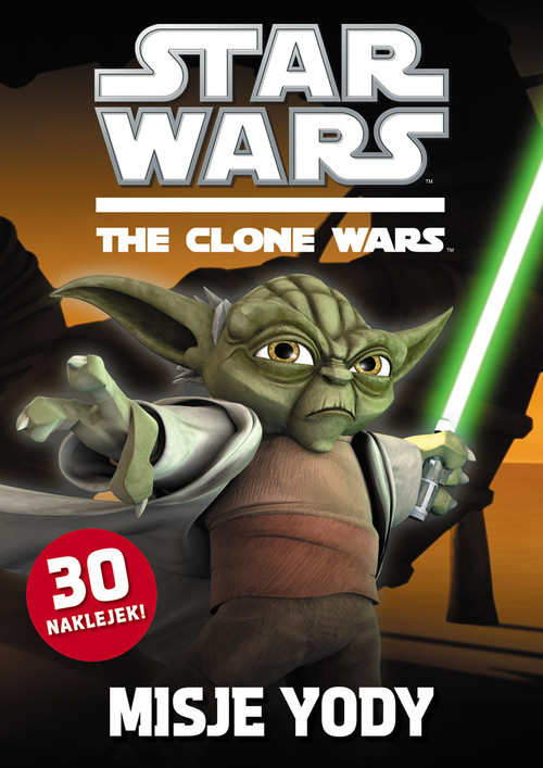Star Wars The Clone Wars Misje Yody - brak