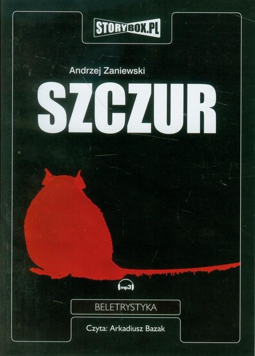 AUDIOBOOK Szczur - Zaniewski Andrzej