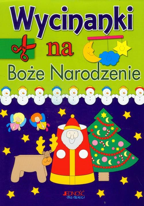 Wycinanki na Boże Narodzenie - Skwark Dorota