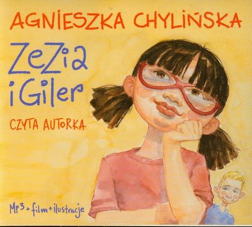 AUDIOBOOK Zezia i Giler - Chylińska Agnieszka