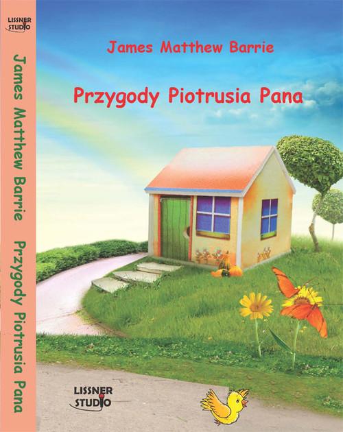 AUDIOBOOK Przygody Piotrusia Pana - Barrie James Matthew