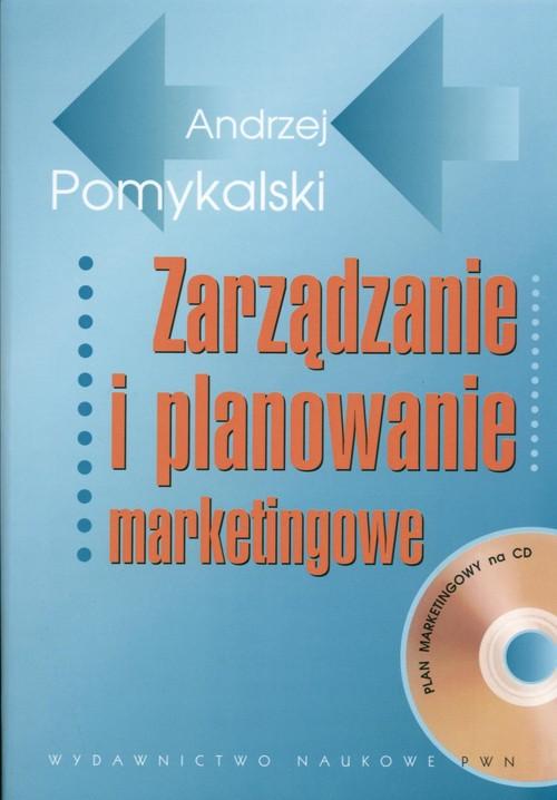 Zarządzanie i planowanie marketingowe +CD