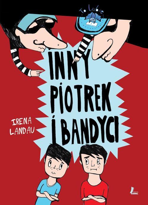 Inny Piotrek i bandyci - Landau Irena