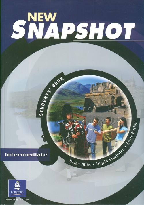 Snapshot New Intermediate Students' Book