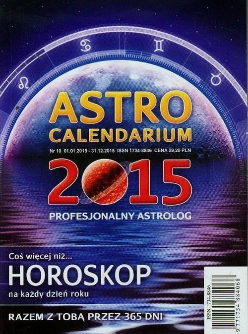 Astrocalendarium 2015 - Konaszewska-Rymarkiewicz Krystyna