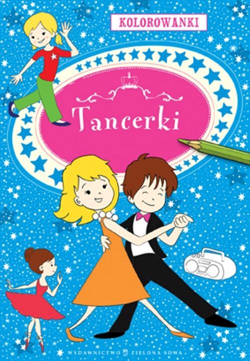 Kolorowanki Tancerki - Sobich Agnieszka