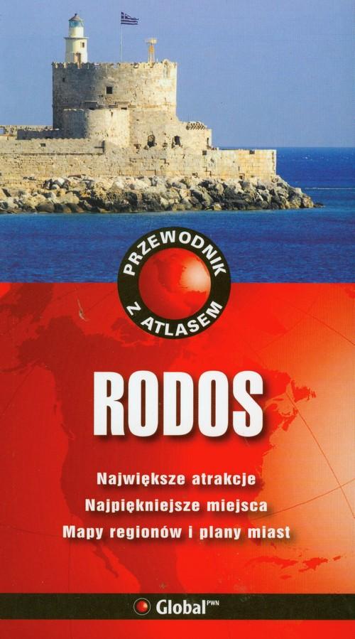 Przewodnik z atlasem Rodos