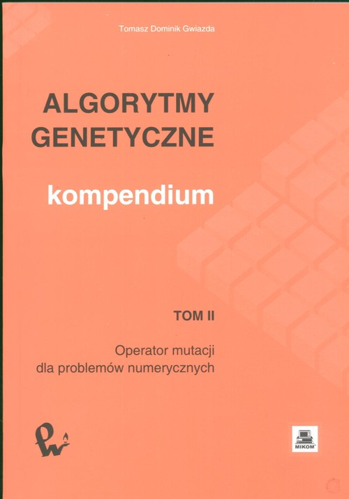 Algorytmy genetyczne Kompendium t 2
