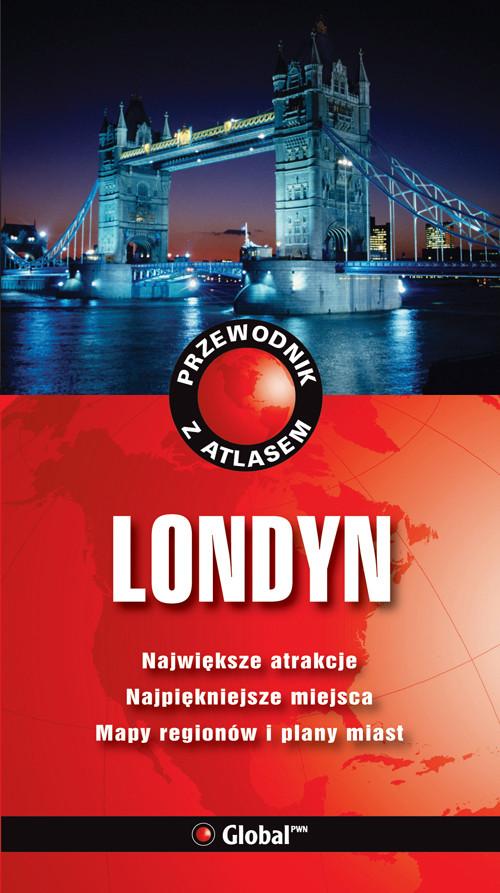 Przewodnik z atlasem Londyn